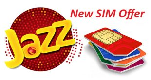 Mobilink, Jazz New SIM Offer
