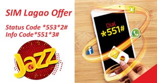 Mobilink Jazz SIM Lagao Offer or Jazz Band SIM Offer
