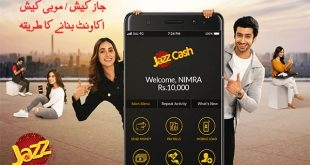 How-to-Open-JazzCash-Account-MobiCash-Account